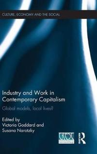 Industry and Work in Contemporary Capitalism