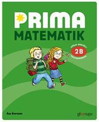 Prima Matematik 2B Grundbok 2:a uppl