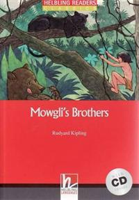 Mowgli's Brothers (from the Jungle Book) with Audio CD