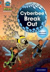 Project x alien adventures: grey book band, oxford level 13: cyberbee break
