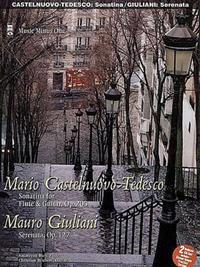 Castelnuovo-Tedesco: Sonatina & Giulini: Serenata Op. 127: Flute Play-Along Pack
