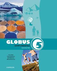 Globus ny utgave samfunnsfag 5 - Ivar Libæk, Rolf Mikkelsen, Trude Mathiesen, Øivind Stenersen | Inprintwriters.org