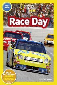 National geographic kids readers: race day