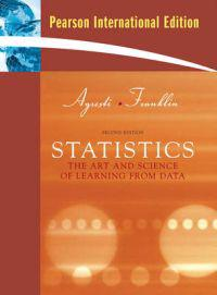 Online Course Pack:Statistics:The Art and Science of Learning From Data:International Edition/MyMathLab/MyStatLab Student Access Kit