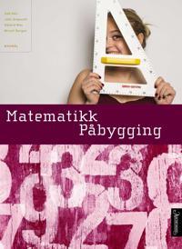 Matematikk påbygging; 2P-Y
