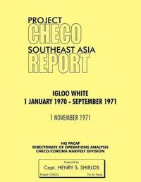 Project CHECO Southeast Asia Study
