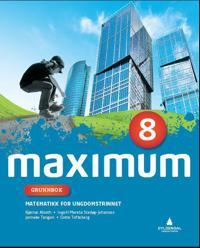 Maximum 8