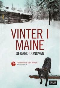 Vinter i Maine - Gerard Donovan | Ridgeroadrun.org