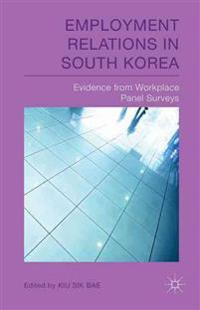 Employment Relations in South Korea