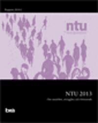 Nationella trygghetsundersökningen NTU 2013 : om utsatthet, trygghet och förtroende