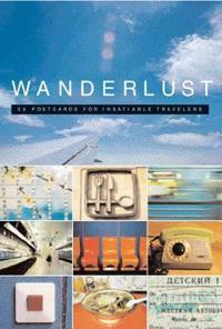 Wanderlust 30 Postcards for Insatiable Travellers