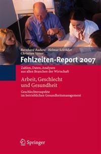 Fehlzeiten-Report