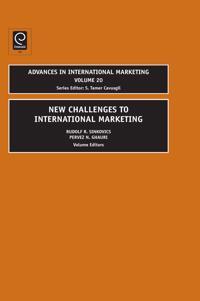 New Challenges to International Marketing