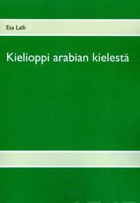 Kielioppi Arabian Kielest