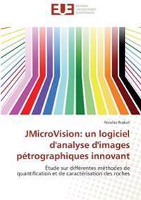 JMicroVision: un logiciel d'analyse d'images pétrographiques innovant