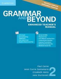 Grammar and Beyond, Level 2