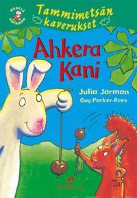 Ahkera kani