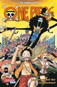 One Piece 46. Abenteuer auf der Geisterinsel