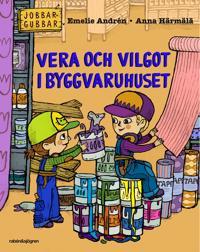 Vera och Vilgot i byggvaruhuset