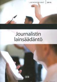 Journalistin lainsäädäntö