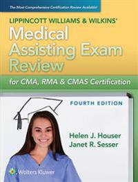 Lwws medical assisting exam review for cma, rma & cmas certification