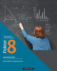 Faktor 8 - Espen Hjardar, Jan-Erik Pedersen   Inprintwriters.org