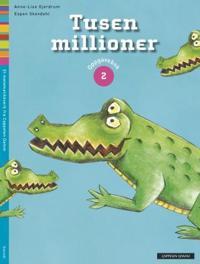 Tusen millioner 2 - Anne-Lise Gjerdrum, Espen Skovdahl pdf epub