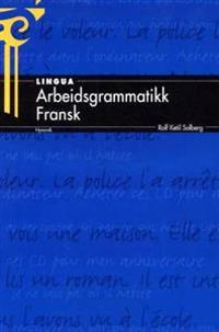 Arbeidsgrammatikk - fransk