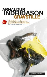 Gravstille - Arnaldur Indridason   Ridgeroadrun.org