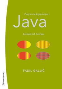 Programmeringsprinciper i Java - Exempel och övningar