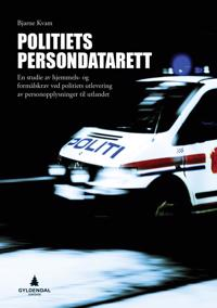 Politiets persondatarett - Bjarne Kvam | Ridgeroadrun.org