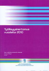 Työllisyyskertomus vuodelta 2010