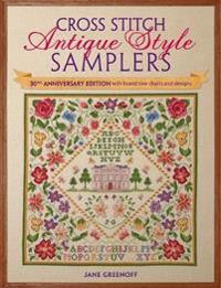 Cross Stitch Antique Style Samplers
