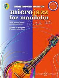Microjazz for Mandolin