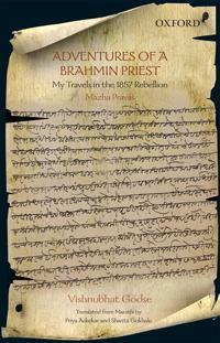 Adventures of a Brahmin Priest
