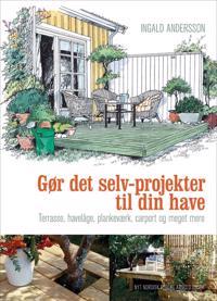Gør det selv-projekter til din have