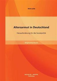 Altersarmut in Deutschland