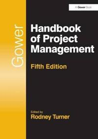 Gower Handbook of Project Management.