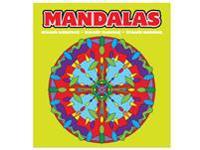 Mandalas : kreativ målarbok - grön