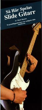 Så här spelas slidegitarr -  pdf epub
