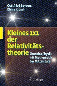 Kleines 1x1 Der Relativit tstheorie