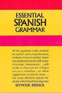 Essential Spanish Grammar