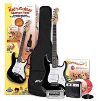 Alfred's Kid's Guitar Starter Pack (Electric Edition): Everything You Need to Play Electric Guitar Today!, Starter Pack