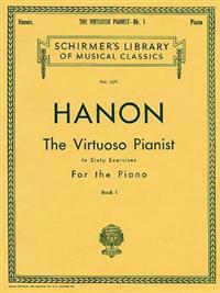 The Virtuoso Pianist in Sixty Exercises for the Piano