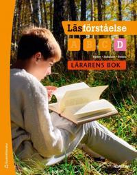 Läsförståelse D Lärarens bok