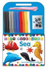 Clay Modelling Book - Sea