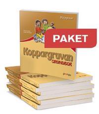 Mattegruvan Koppargruvan Paket Grundbok 1 10 ex+lhl