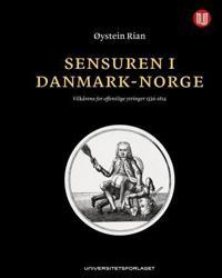 Sensuren i Danmark-Norge