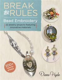 Break the Rules Bead Embroidery