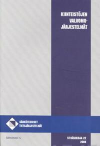 Kiinteistöjen valvomojärjestelmät (+cd)
